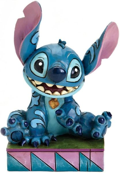 DISNEY TRADITIONS JIM SHORE STITCH (9,5cm)